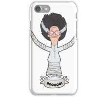 Scary Linda iPhone Case/Skin