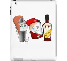 The Holy Trinity (w/o text) iPad Case/Skin