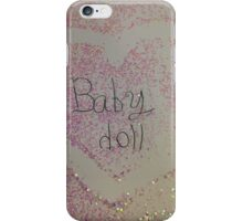 Baby Doll Full iPhone Case/Skin