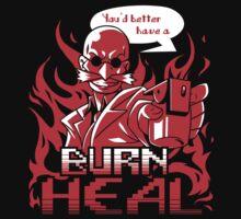 Burn Heal T-Shirt