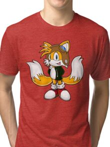 Tails (Separated Darkness) Tri-blend T-Shirt