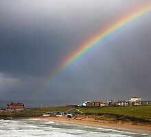 Headland Rainbow by ilikepetedotcom