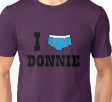 Orphan Black - I lov..underwear Donnie Unisex T-Shirt