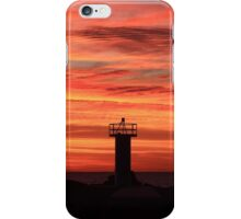 Lighting Up the Sky iPhone Case/Skin