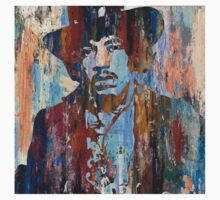 Jimmy Hendrix by ztgallery