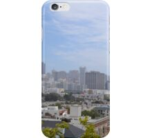 Look to the city iPhone Case/Skin