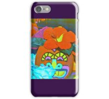 Island totem magic iPhone Case/Skin