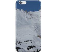 Hoosier Pass, Colorado iPhone Case/Skin
