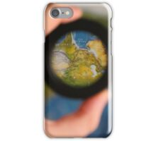 View the World iPhone Case/Skin