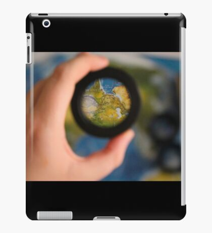 View the World iPad Case/Skin