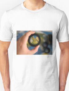 View the World Unisex T-Shirt