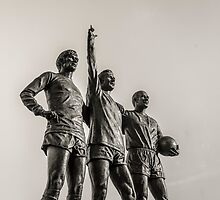 Manchester United Legends by ilikepetedotcom