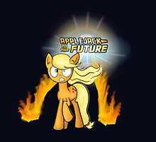 Applejack to the Future by AwesomeSock
