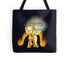 Applejack to the Future Tote Bag