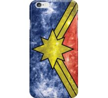 Punch Holes in the Sky iPhone Case/Skin