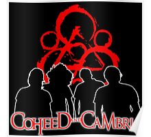 Coheed and Cambria Tour 2016 Fan Gifts & Merchandise Poster