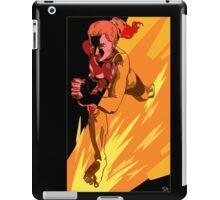Girl on fire iPad Case/Skin