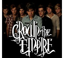 Crown the Empire Fan Gifts & Merchandise Photographic Print
