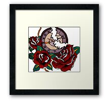 Lost Time Framed Print