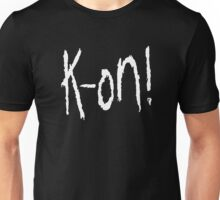 K-On ! -- Korn Unisex T-Shirt