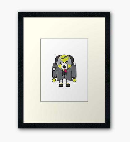 Norbert Framed Print
