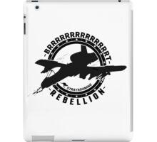 """BRRRRT REBELLION""  - StrayaGaming iPad Case/Skin"