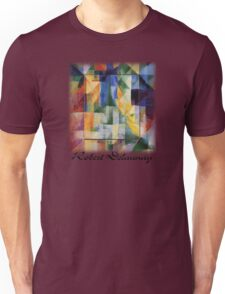 Delaunay - Simultaneous Windows on the City Unisex T-Shirt