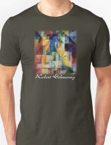 Delaunay - Simultaneous Windows on the City T-Shirt