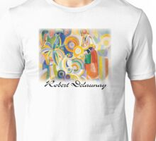 Delaunay - The Great Portuguese Unisex T-Shirt