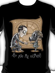 Dr.Who - Are You My Mummy ? T-Shirt
