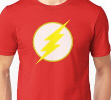 The Flash Logo Minimalist Unisex T-Shirt