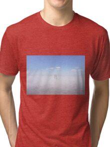 ...Empty... Tri-blend T-Shirt