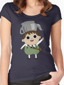 Over the Garden Wall Greg Women's Fitted Scoop T-Shirt