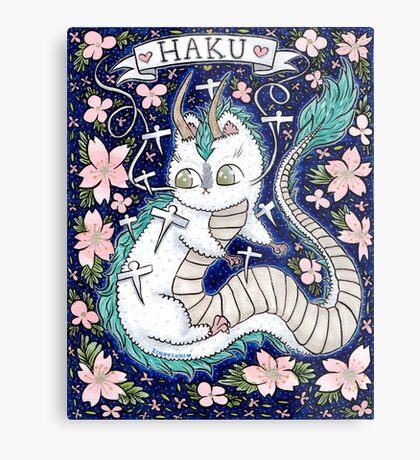 Haku Metal Print