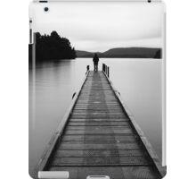 ...one... iPad Case/Skin