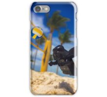 Darth Vader on vacation  iPhone Case/Skin