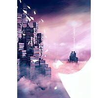 Writers Fantasy - Evening Dream Photographic Print