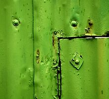 Green Section by Tiffany Dryburgh