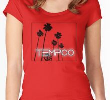 Tempco T-Shirt - Orange Julius Edition Women's Fitted Scoop T-Shirt