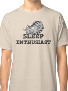 Sleep Enthusiast Cat Nap T Shirt Classic T-Shirt