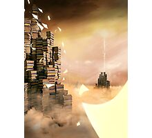 Writers Fantasy - Storm Photographic Print
