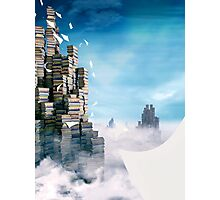 Writers Fantasy - Cool Release Photographic Print