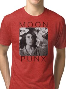 Cat Power Moon Punx Tri-blend T-Shirt
