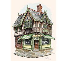 Dreams of a Tudor World I Photographic Print
