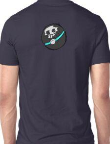 Skull Pokeball Design Unisex T-Shirt