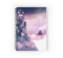 Writers Fantasy - Evening Dream Spiral Notebook