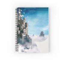 Writers Fantasy - Cool Release Spiral Notebook