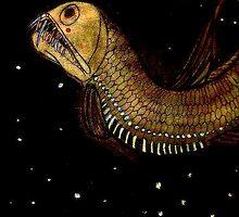 Deep Sea Fish by mngamojemo