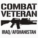 Combat Veteran - Iraq and Afghanistan by robotface