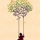 The tree from your childhood by Budi Satria Kwan